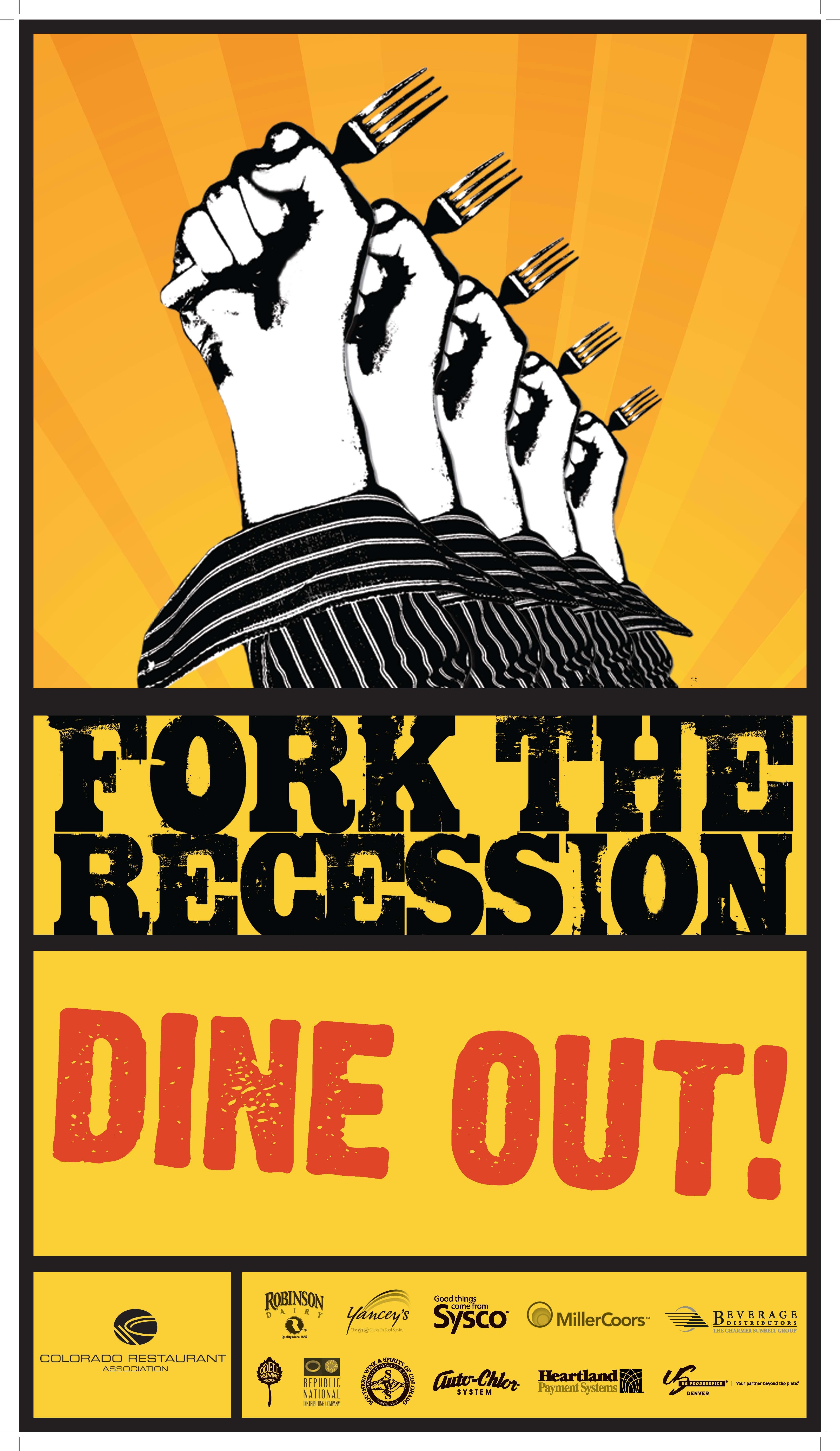Fork the Recession