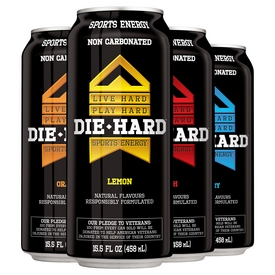 Die Hard Energy Drink