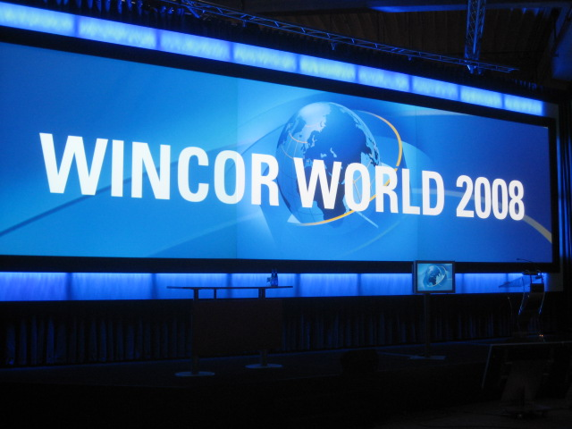 Wincor World 2008