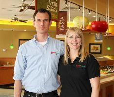 Bryan and Krista Cromar