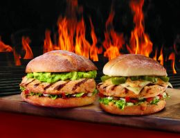 El Pollo Loco's new chicken sandwiches
