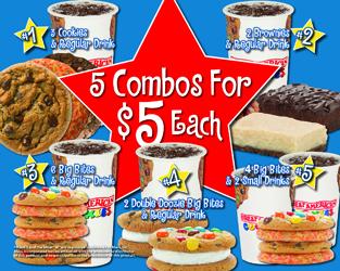 Great American Cookie Broussard La House Cookies