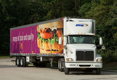 Distributor Boosts Delivery Frequency Not Mileage